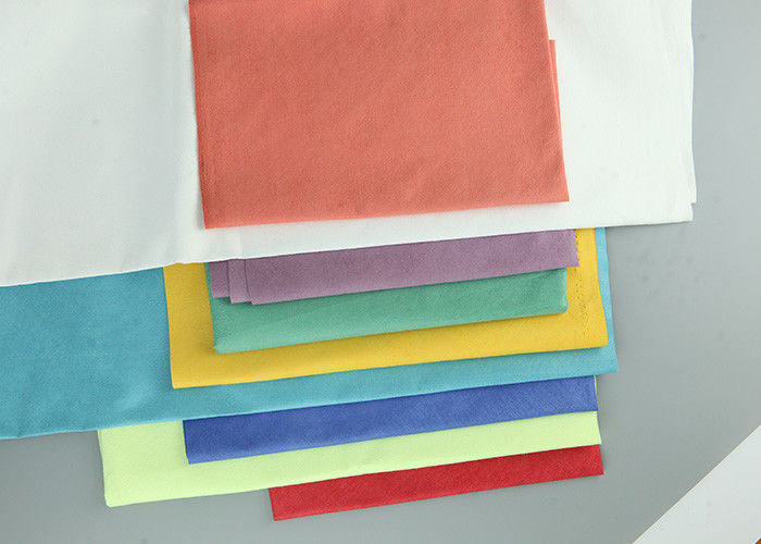 Segment Nonwoven Wipes Biodegradable Non Woven Products in Blue Black Pink