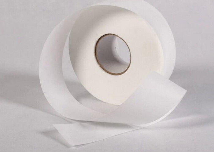 Pure Natural Cotton Spunlace Nonwoven Fabric Roll High Tensile Strength
