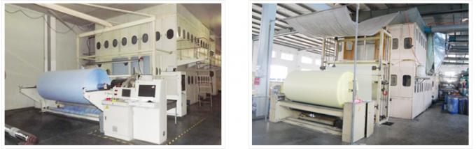 Shanghai Baige New Material CO.,LTD ligne de production en usine 0