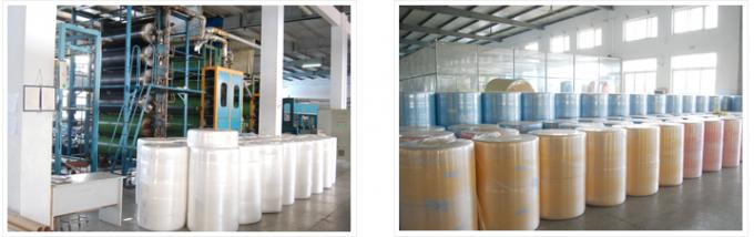 Shanghai Baige New Material CO.,LTD ligne de production en usine 1