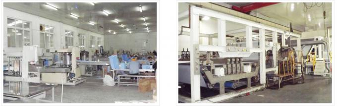 Shanghai Baige New Material CO.,LTD ligne de production en usine 2